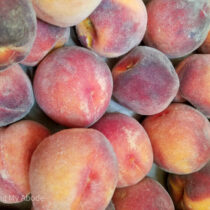 How to Freeze Fresh Peaches | Making My Abode